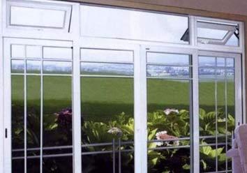 如何挑选塑钢门窗?