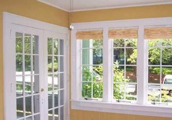 贝博西甲塑钢门窗选购的技巧